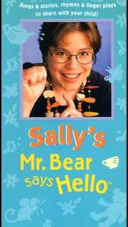 Mr. Bear Says Hello
